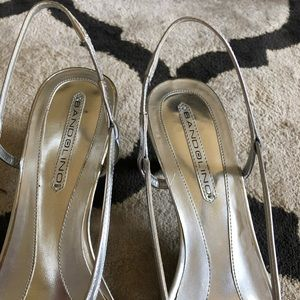 Bondolino Silver shoes